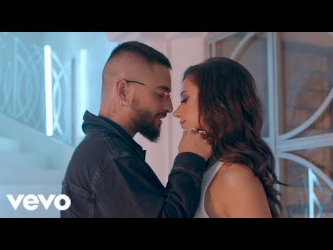 Maluma, Nicky Jam - No Puedo Olvidarte (Music Video)