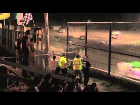 Kankakee County Speedway l UMP Modified A-Main l 7.5.13