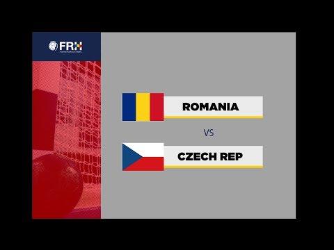 ROMANIA vs CZECH REPUBLIC