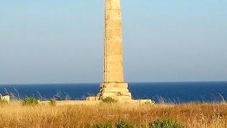 Calabria - Capo Colonna a Crotone - Mare e Archeologia