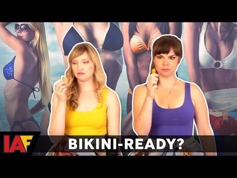 If Your Body Isn't Bikini-Ready You Are Worthless