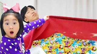 Boram histoires drôles de jouets avec des SURPRISES DE PÂQUES