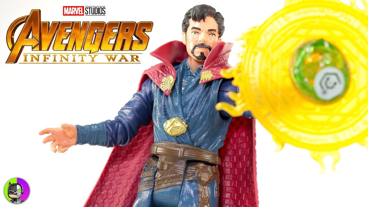 Marvel Avengers Infinity War Doctor Strange With Infinity Stone New