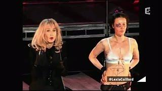 Isabelle Huppert au théâtre - Entrée libre