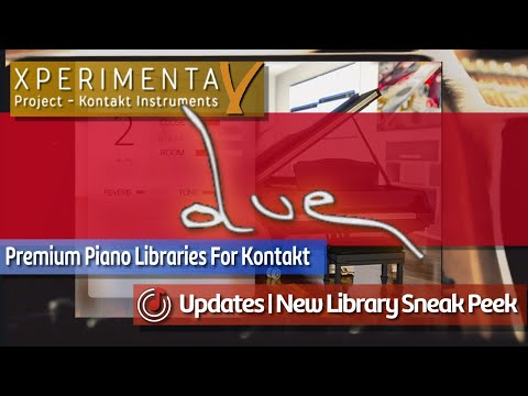 Xperimenta Project Special   Due 1.9 update   New Library Sneak Peek