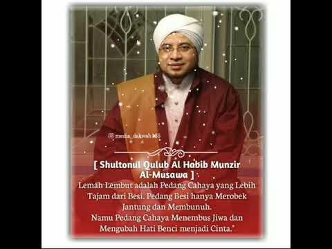 Kata Mutiara Habib Munzir Youtube
