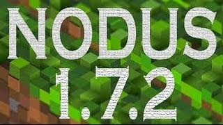 How to use and install Nodus 1.7.4/1.7.2 (Minecraft hack client)