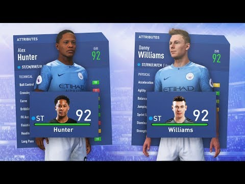 ALEX HUNTER & DANNY WILLIAMS IN 2025!!! FIFA 19 CAREER MODE