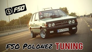 FSO Polonez - Top 10 tuning