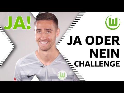 Ja-oder-Nein-Challenge Mit Koen Casteels | VfL Wolfsburg