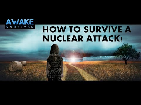 SECRETS on How to Survive a Nuclear Attack Revealed! Emergency prepping for beginners