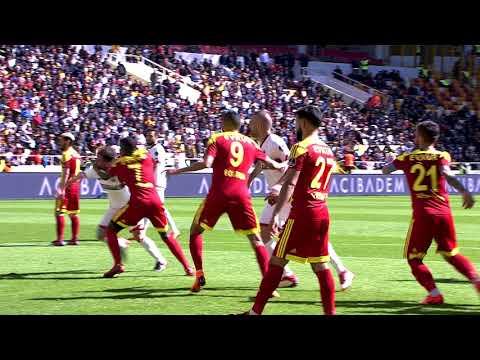 Evkur Yeni Malatyaspor 4 - 1 Gençlerbirliği #Özet