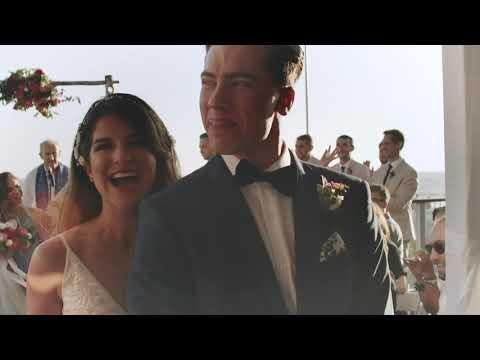 Dorian & Lauren's Adorable Wedding Video At Malibu West Beach Club