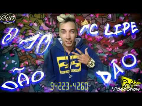 💥 MC Lipe - DÃO DÃO DÃO -  (DJ Pikeno)