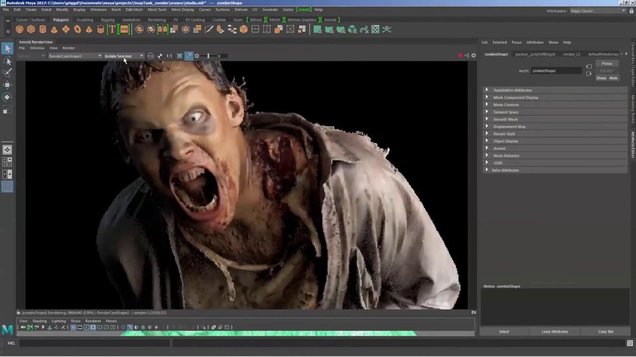 Arnold Render v5 0 What's new video