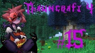 Thauncraft 4 - Capitulo 15 - Horno Infernal y Pico y Casco de Thaumium