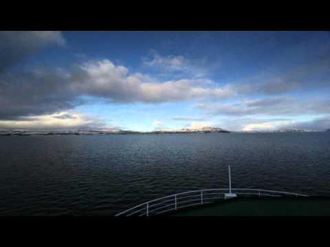 Nordlys i Norge Nordland HD Mørketid Aurora Borealis
