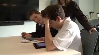 Teacher case study: Using video tutorials in class