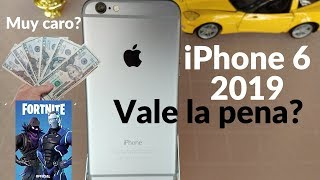 iPhone 6 Is it worth it for 2019? Is Fortnite working? Free Fire