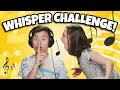 Download WHISPER CHALLENGE!!! Brother vs. Sister Lip Reading Contest!
