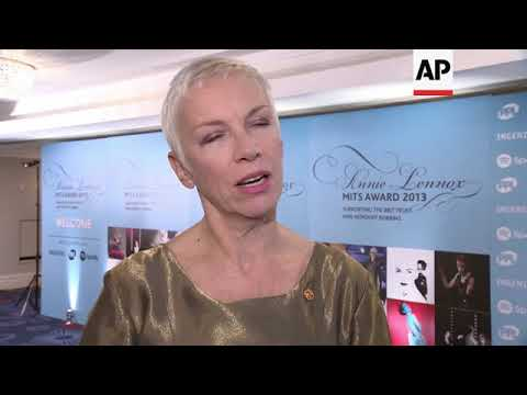 Annie Lennox made honorary chancellor at Scottish university