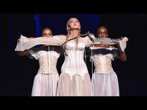 Kristin - Madonna released a new song on her 60th birthday!