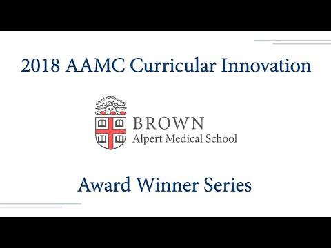 Brown Medical School Logo