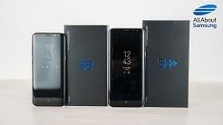 Samsung Galaxy S8 Test Testbericht deutsch 4k
