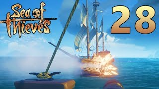 [28] When Diplomacy Fails!!! (Sea Of Thieves Gameplay PC)