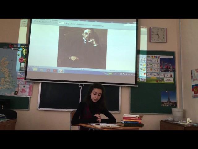 Изображение предпросмотра прочтения – ЕлизаветаИзмайлова представляет буктрейлер кпроизведению «Толстый и тонкий» А.П.Чехова