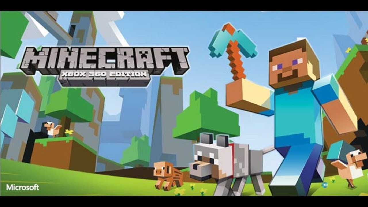 All About Minecraft Xbox 360 Edition For Xbox 360 Gamestop Www