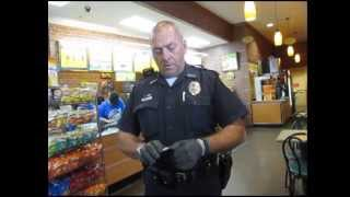 Open Carry Chicks Hassled by Power Hungry Cop & AR 15