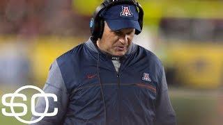 Rich Rodriguez fired as Arizona football coach | SportsCenter | ESPN