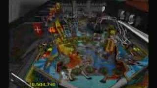 Dream Pinball 3D (Wii) - Knight
