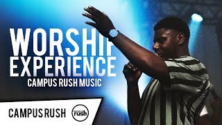 Worship Experience (Live) - Campus Rush Music
