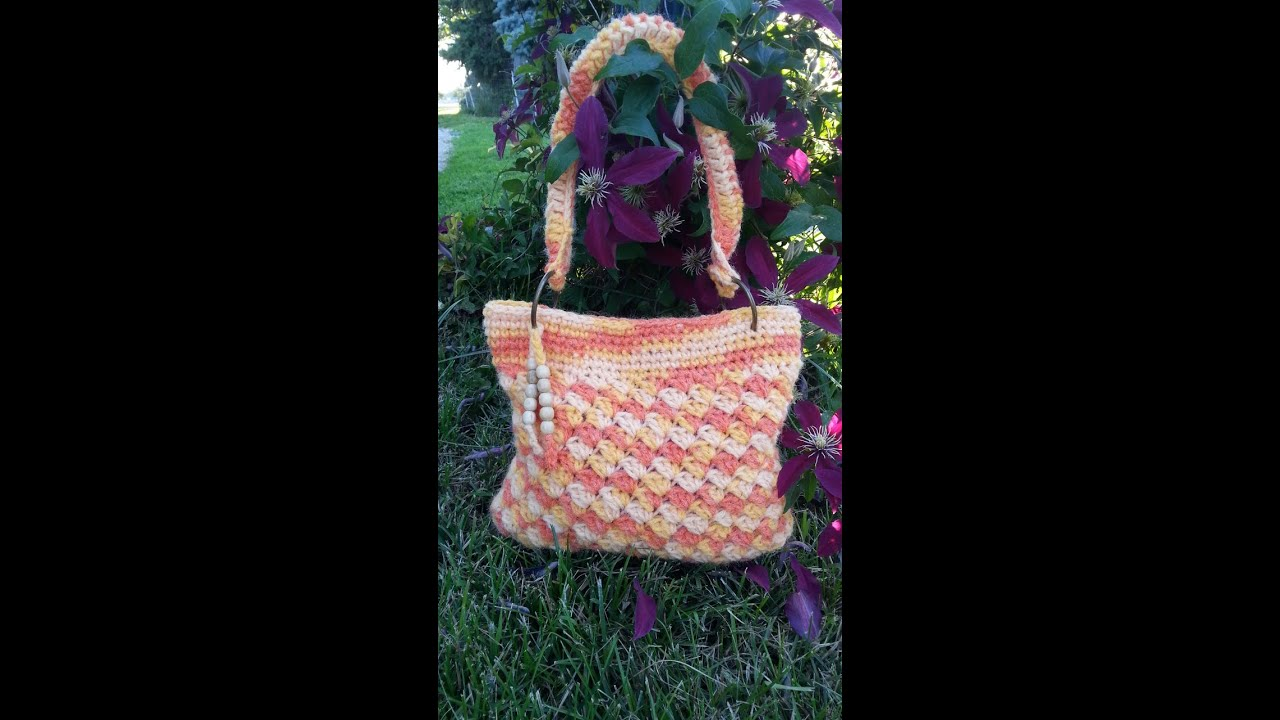 Crochet Handbag Purse Tutorial Fun Diy Purse Ideas