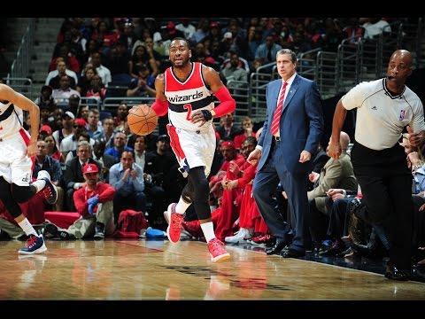 Washington Wizards Top 10 Plays of the 2014-15 Season