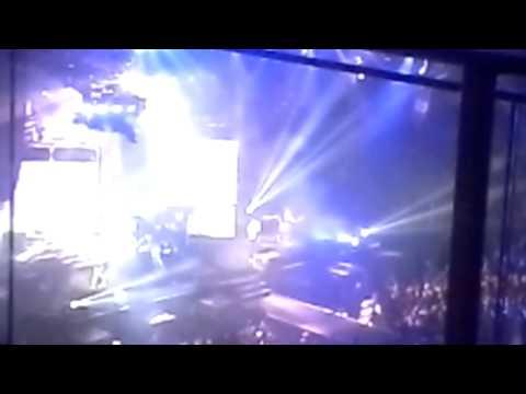 Linkin park carnivors tour