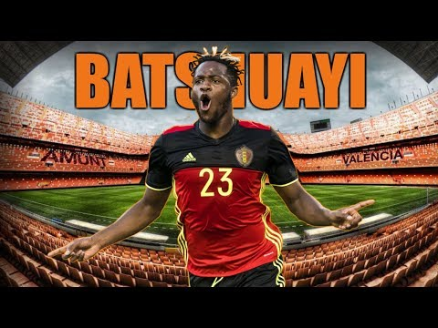 Michy Batshuayi - Welcome to Valencia 🔥🦇