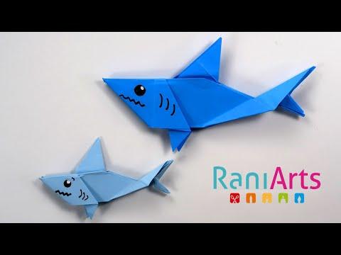 origami-shark---diy---step-by-step