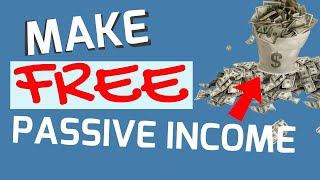 Make Passive Income With This Unique Strategy (Work From Home 2020)!
