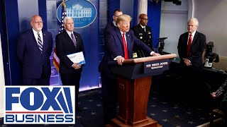 Download Trump, AG Barr participate in Coronavirus Task Force briefing Mp3 and Videos