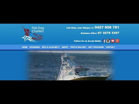 Flat Dog Charters   REVIEWS   Mooloolaba   Sunshine Coast QLD Fishing Charters Reviews