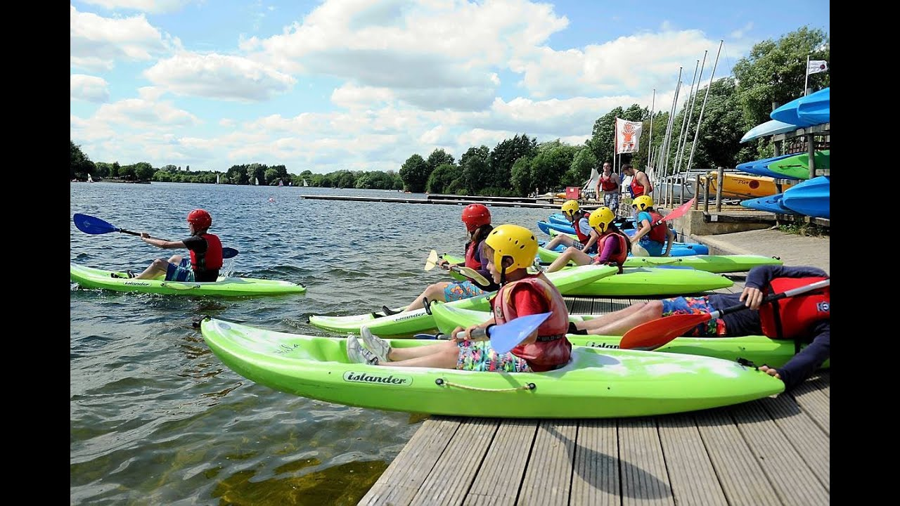 Pay & Play Watersports at South Cerney Outdoor in the Cotswold ...