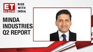Weak Q2 for Minda   Minda Industries' Sunil Bohra to ET NOW