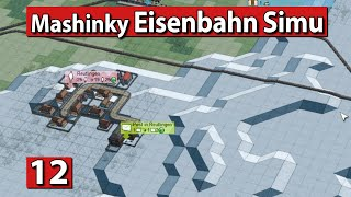 Mashinky | Das Ende der Preview Version ► #12 ► Eisenbahn Aufbau Simulator Lets Play deutsch