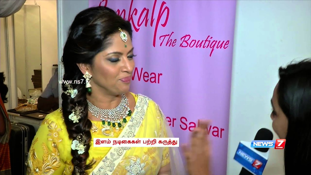 Actress Nadhiya Demands More Substantial Roles For Heroines Of