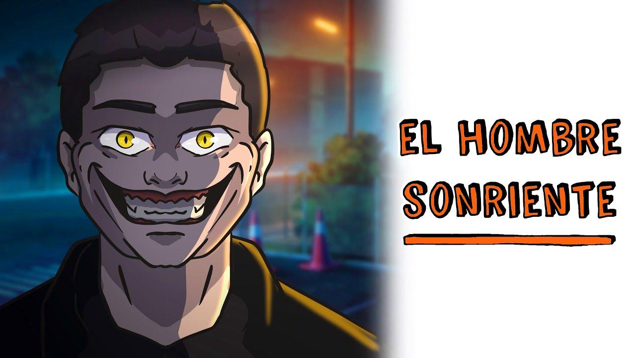 El hombre sonriente 💀 Historia de Terror Draw My Life