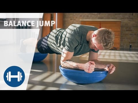 Video: Sport-Thieme® Balance Jump