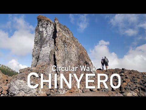 🌋Chinyero Circular Walk